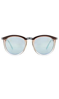 No Smirking Sunglasses in Coast & Ice Blue