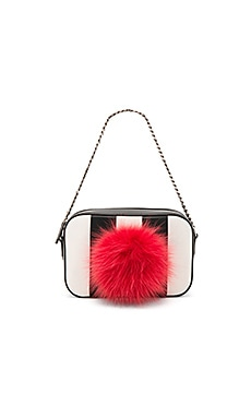 Roy Bunny Bag with Fur Pom