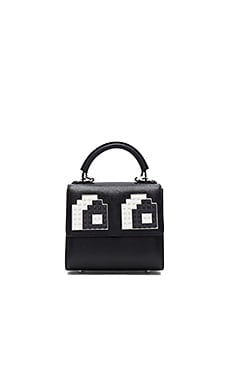 Micro Alex Eyes Satchel
