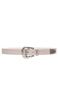Lovestrength Taylor Hip Belt in Bone & Nickel