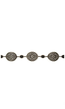 Grace Floral Chain Belt