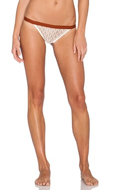 Love Stories Wild Rose Underwear in White