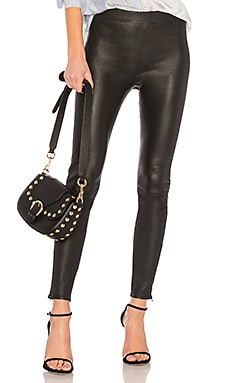 Eva Leather Legging