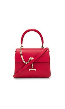 Paley Mini Satchel in Vixen