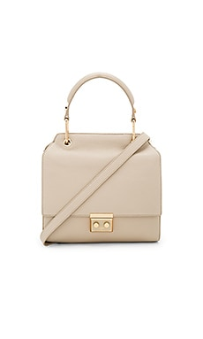 Ariana Satchel in Stone