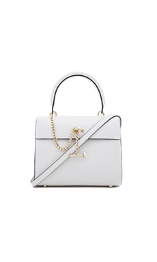 Paley Mini Satchel in Bianco