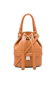 Theo Baby Bucket Bag in Terra