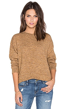 Pullover Sweater in Mustard