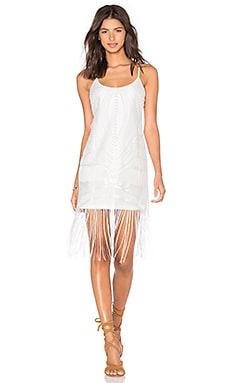 Платье с бахромой lily - Lucy Paris