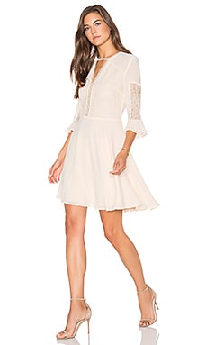 Cassandra Dress in White