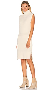 Danielle Knit Dress in Cream