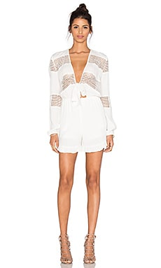 Self Tie Knotted Romper