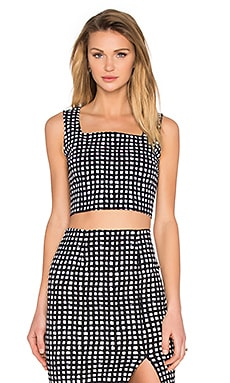 Boxy Pattern Top