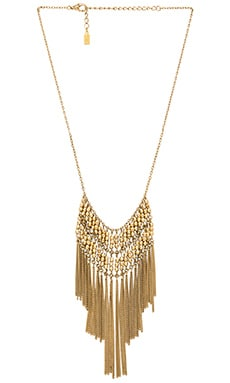 Lucky Star Dina Necklace in Gold