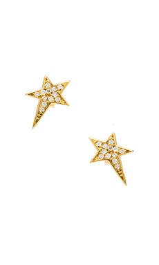 Lucky Star Lucky Star Stud Earring in Gold