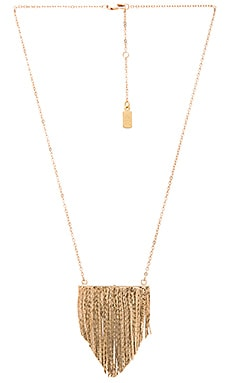 Lucky Star The Strand Necklace in Gold