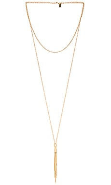 Lucky Star Editor Necklace in Gold