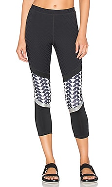 Mimicry Crop Legging