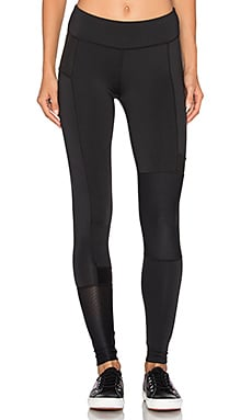 Fina Leggings in Black Onyx