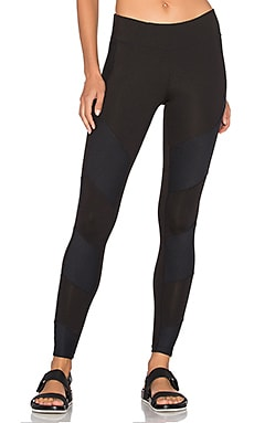 Alveg Leggings in Black Onyx