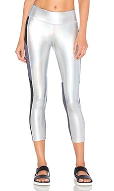lukka lux Spectrum Crop Legging in Halogram