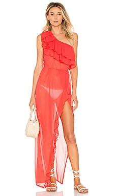 x REVOLVE Cabaret Maxi Dress