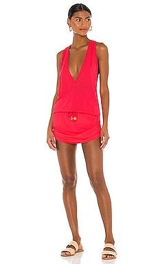 Cosita Buena T Back Mini Dress Luli Fama $89