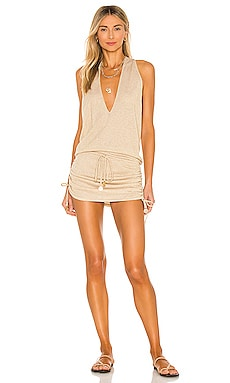 Cosita Buena Mini Dress Luli Fama $99