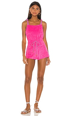 Adjustable Shorts Romper Luli Fama $72