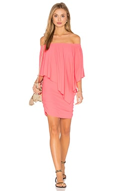 Luli Fama Party Dress in Hot Mess