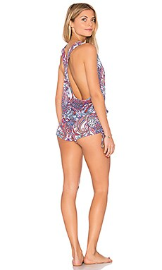 Rebeldia T Back Romper