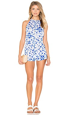 Beautiful Mess Keyhole Plunge Romper