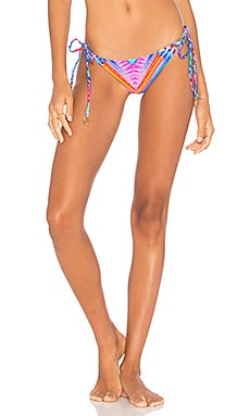 Star Girl Brazilian Bottom in Multicolor