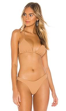 Seamless Triangle Bikini Top Luli Fama $40