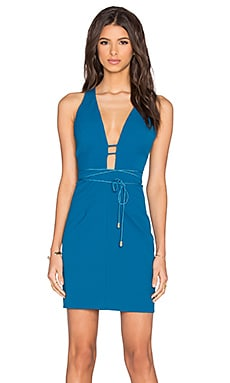Serendipity Sensation Open Back Dress