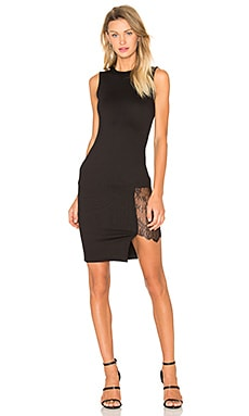 Lurelly Manhattan Dress in Black