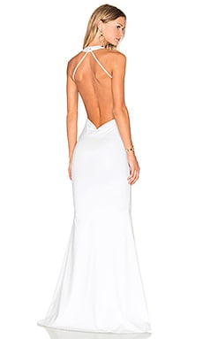 Lurelly Rubis Gown in White