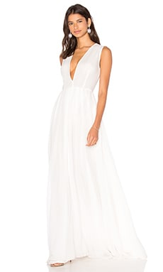 Lurelly Dolce Gown in White