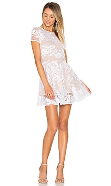 French Lace Dress