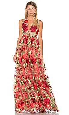 Kate Floral Gown