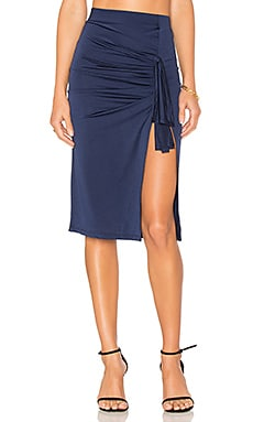 Paris Skirt in Navy Blue