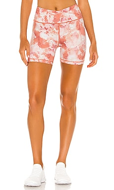 Pink Rock Yoga Short L'urv $77
