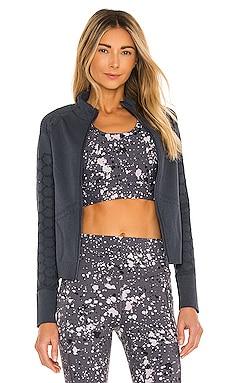 Infinity Seamless Zip Through Jacket L'urv $55