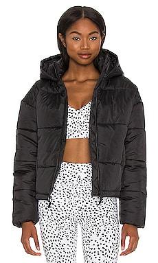 Taking Chances Puffer Jacket L'urv $124