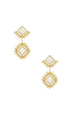 The Diamond Stud Statement Earring