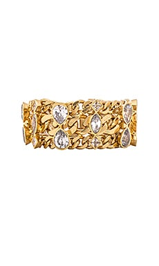 Luv AJ x REVOLVE Exclusive Stone Bracelet in 14K Gold