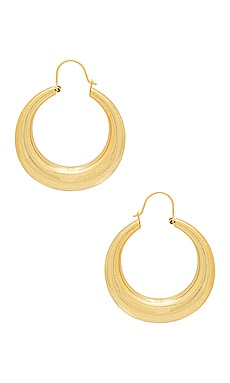 The Casimir Tube Hoops Luv AJ $65