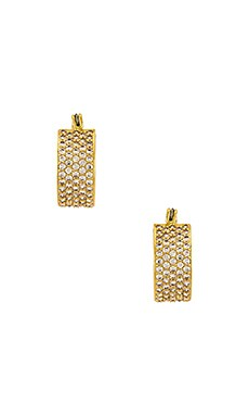 The Pave Positano Hoops Luv AJ $85