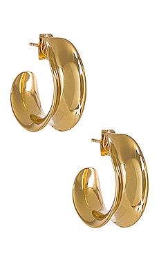 Margot Hoops Luv AJ $75