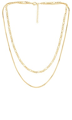 Cecilia Chain Necklace Luv AJ $65